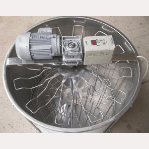 12-frame-electric-stainless-steel-honey-bee-extractors-for-sale