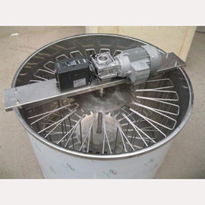 24-frame-electric-stainless-steel-honey-bee-extractors-for-sale