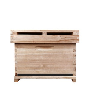 Beekeeping 7 frames Simplex fir wooden bee hive for sale