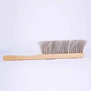 Beekeeping supplies 3 row horsetail bee brush