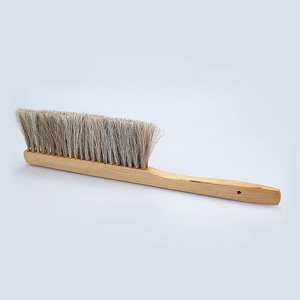 Beekeeping supplies double row horsetail bee brush