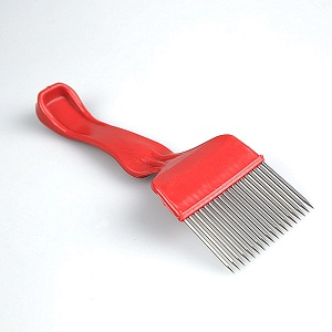 Beekeeping supplies honey uncapping fork for sale