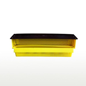 Beekeeping supplies multi function plastic bee hive pollen traps