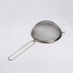 Beekeeping supplies one handle honey strainer