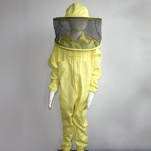 Beekeeping equipment full body beekeeping suit for kids