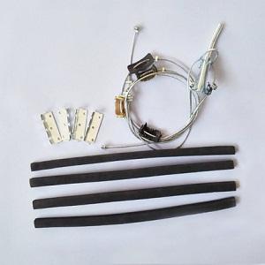 Beekeeping supplies stainless steel wire beehive connectors fasteners