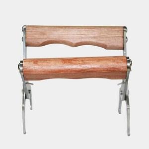 Beekeeping supplies wooden handle stainless steel frame grip