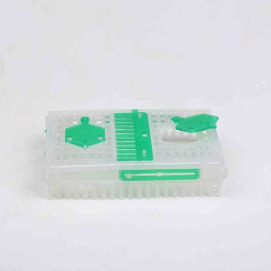 Beekeeping tools plastic double house queen bee cage for sale